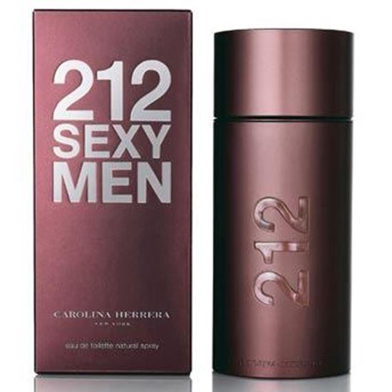 Picture of Carolina Herrera 212 Sexy Men Eau Toilette