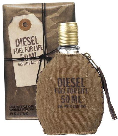 Picture of Diesel Fuel For Life For Men Eau Toilette