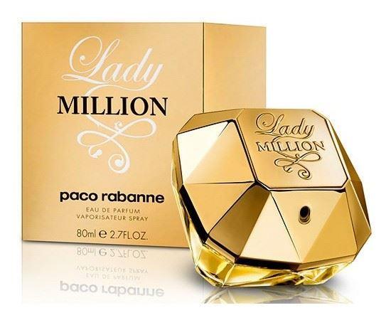 Picture of Paco Rabanne Lady Million Eau de Parfum